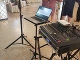 DJ la petreceri+Lumini show+Fum