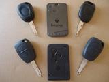 Ключ карта Renault Megan, Scenic, clio, laguna изготовление.программирование.ремонт.