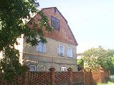Двух этажный дом с монсардой,мебелирован-меняем на двух комнатную квартиру в Кишиневе, или продаём!