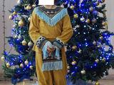 Продам костюм индейца, возраст от 6-7 лет до 9 лет. 100 лей