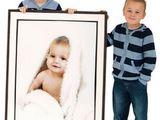 Печать фотографий размером от 10-15см  больших форматов на фотобумаге и холсте
