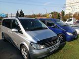 Chirie minivan, bus peste hotare