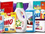 Produse chimice de uz casnic cu livrare la domiciliu