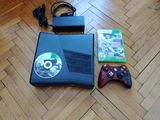 Xbox 360 slim 250 гб+ игры