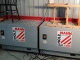 В наличии Шлифовально-вытяжной стол Holzmann SSAT 1000
