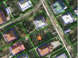 В пригороде Кишинёва в элитном коттеджем посёлке продается земельный участок под строительство!!!