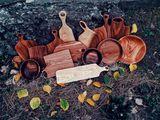 Tocătoare/platouri/farfurii/linguri din lemn