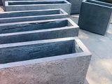 Ghivece din ciment pentru C.C., vazoane pentru flori, горшки для цветов, возоны из бетона для Т.Ц,
