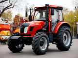 Noul tractor Dong Feng 904 (90CP) A/C