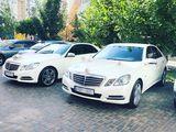 Mercedes e-class 70 euro/ziua auto nunta