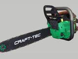 Бензопила и электропила Craft-tec-самая хорошая цена