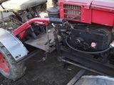 se vinde mini-tractor