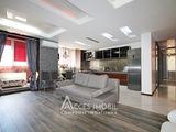 ExFactor! Botanica, bd. Dacia, 2 camere + living! Euroreparație + Design!