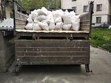 Evacuarea gunoiului + Hamali.
