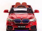 Электромобиль детский BMW X5.Бесплатная доставка по Молдове!!!