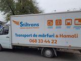 Transport de marfuri + hamali