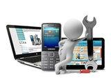 Ремонт телефонов планшетов ноутбуков и настольные пк