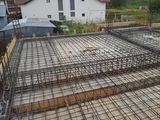 Lucrari de fundatie, zidarie, betonare, demontare, izolatie termica, montare acoperis