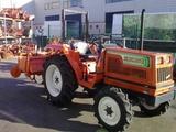 Tractor japonez Hinomoto N249