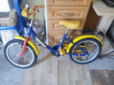 Bicicleta adusa din germania 25euro