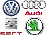 Audi, Skoda, VW, Volkswagen, Seat