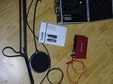 Microfon AKG P220 audio cartela Focusrite