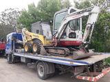 Servicii Bobcat Manipulator Excavator Basculant