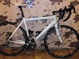 Bicicleta de trasa