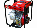 Мотопомпы дизельные и бензиновые :  80 тонн/час, 100 тонн/час.