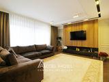 Exfactor! Clasa Premium! Str. Mazililor, Botanica, 3 camere + living. Design!