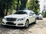 Chirie/прокат   Mercedes  alb/negru , ore/zi -reduceri-