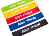Ленты сопротивления набор 5 шт loop bands // benzi de rezistenta // резинки для спорта