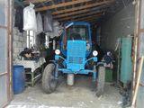 vând tractor Mtz 80 în stare bună de funcționare.
