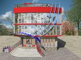 Vind centru comercial in constructie-Ungheni