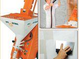 220V/380V Механизированные штукатурные работы - Механизированная штукатурка