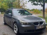 BMW 5, E61(шторка багажника) полка салона