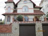 În cartier de elită - 6 dormitoare, 3 băi, 2 garaje, saună. (Valea Morilor)