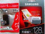 Micro SD Samsung Evo Plus 128Gb+SD adaptor - 450 lei. ORIGINAL! USB 2.0 adaptor - cadou.