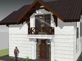 Casa terzmoizolata, proiect individual 120 mp