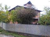2 terenuri lipite 7+7 ari cu o casa construita noua si una batraneasca