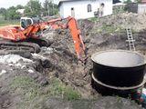 Demolari ciocan hidraulic servicii de terasament