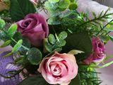 Красивые декоративные вазы с цветами!