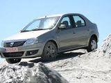 Sageata carpatilor Dacia chirie auto