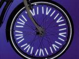 Отражатели на спицы велосипеда- 50 лей. Цена указана за комплект из 12 трубок одного цвета.  Для  бе