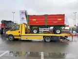 Эвакуация оборудованию, фургонов, трейлеры