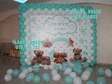 Fotostand, foto panou, baner, decor balonașe