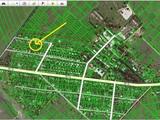 Участок под строительство в Садовом (5 км от Бельц)