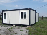 Container modular pentru birou. În STOC.