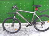 велосипед без проблем тормоза масляные