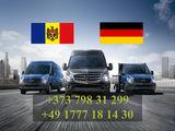 Transport persoane, colete; Germania, Olanda, Luxemburg, Belgia, Austria, Ungaria, România, Moldova